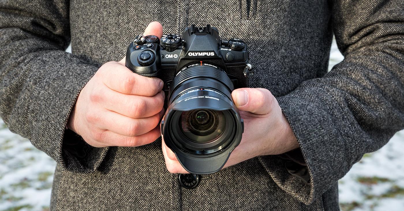 2ee69dac38d Karbist välja: Olympus OM-D E-M1 II hübriidkaamera - Photopointi ...
