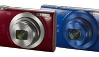 Canon tõi välja kaks soodsama otsa kompaktkaamerat Ixus 185 ning Ixus 190