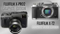 CES 2017: Fujifilm lipulaevade uuendatud versioonid, Graphite Edition