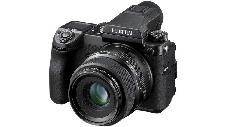 Fujifilm GFX 50S keskformaat hübriidkaamera on lõpuks kohal