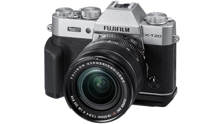 Fujifilm X-T20 hübriidkaamera käib mööda tuttavaid radu
