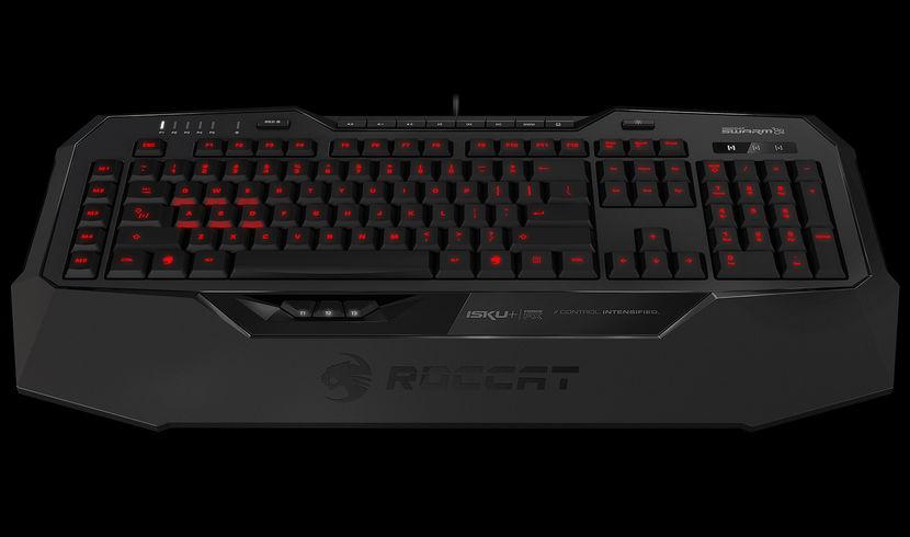 Roccati uus Isku+ Force FX klaviatuur pakub survetundlikke klahve