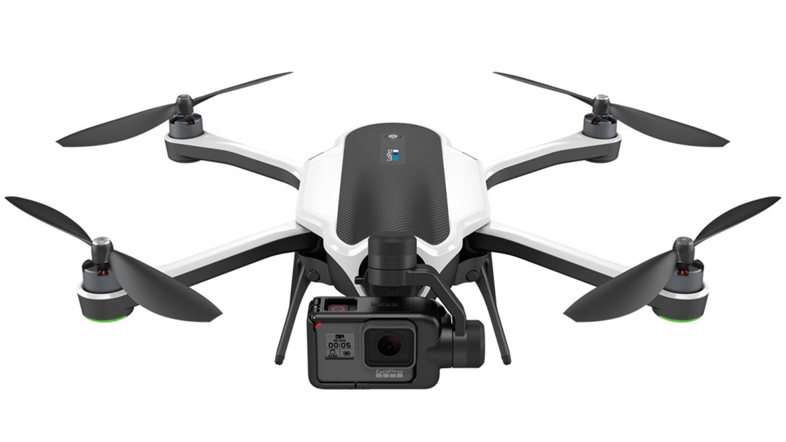 GoPro teeb taas suuri kärpeid ning lõpetab Karma drooni tootmise