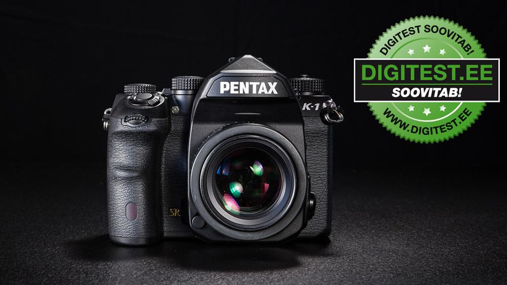 Digitest.ee: Pentax K-1 – esimene täiskaader on lipulaeva vääriline