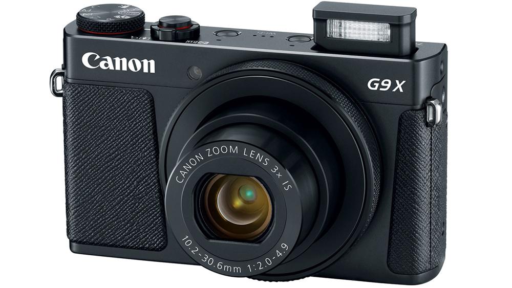 Nüüd saadaval: Canon PowerShot G9 X Mark II kompaktkaamera