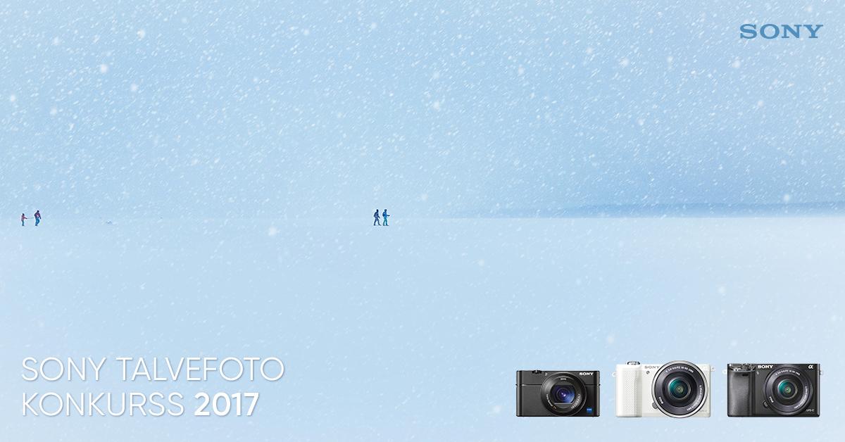 Selgunud on Sony Talvefoto 2017 konkursi esinduslik žürii. Võistlus lõppeb 5. märtsil!