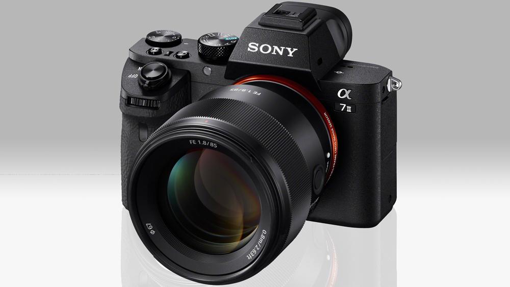 Sony uus FE 85mm f/1.8 portreeobjektiiv