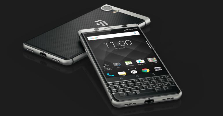 Blackberry KEYone tuleb multifunktsionaalse klaviatuuriga