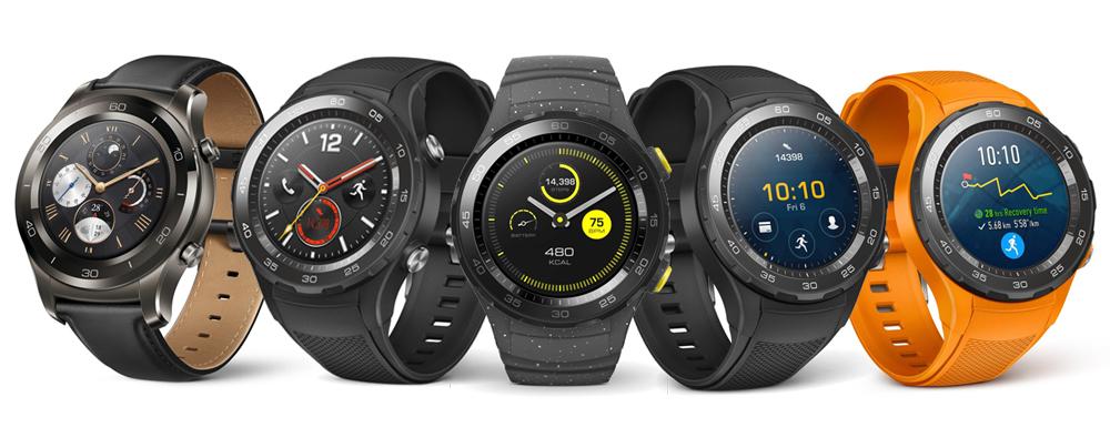 Huawei uus nutikell Watch 2 toob andmeside võimekuse