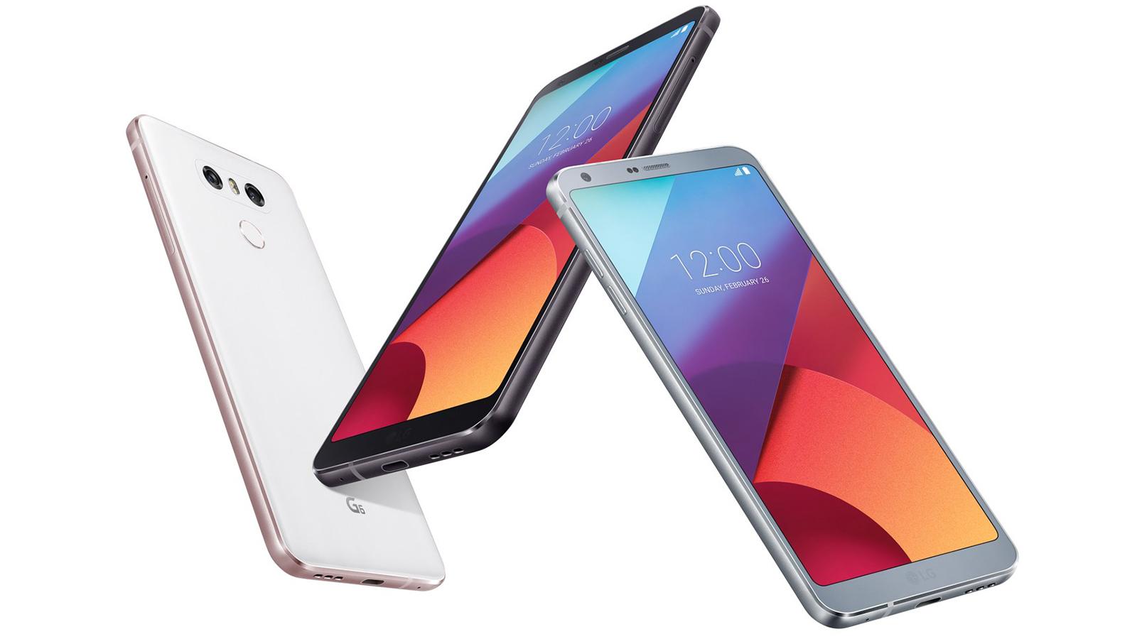 LG esitles 2017. aasta esimese lipulaeva telefonimudeli