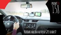 Point TV 158: Kuidas valida autosse GPS seadet