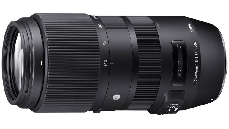 Nüüd saadaval: Sigma 100-400mm f/5-6.3 DG HSM OS Contemporary telesuumobjektiiv