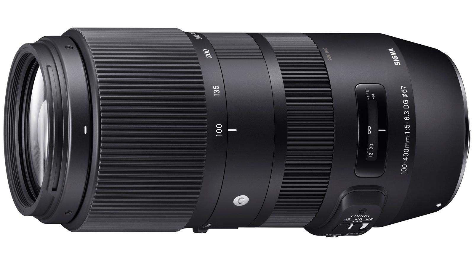 354551574f9 W3 uudised - Canoni bajonetiga Sigma 100-400mm F5-6.3 DG OS HSM  Contemporary objektiiv sai tarkvarauuenduse