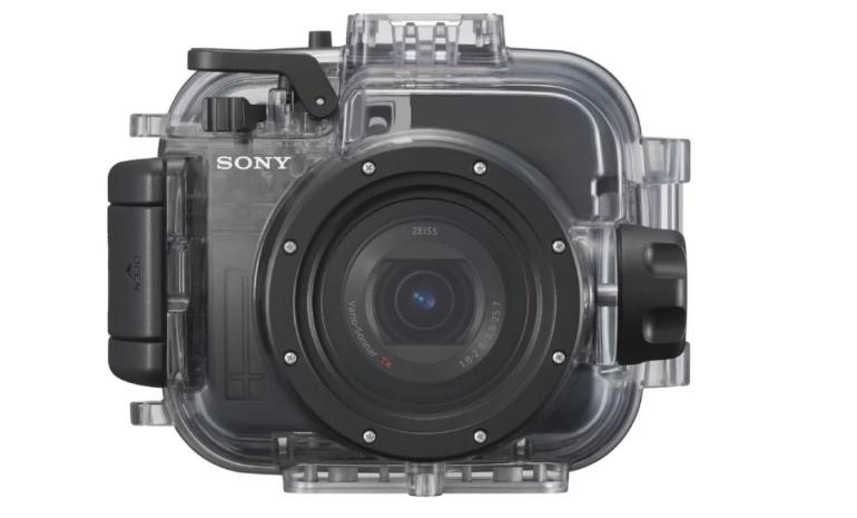 Püsivara pühapäev: Sony RX100 tarkvarauuendus veekindla korpuse tarvis