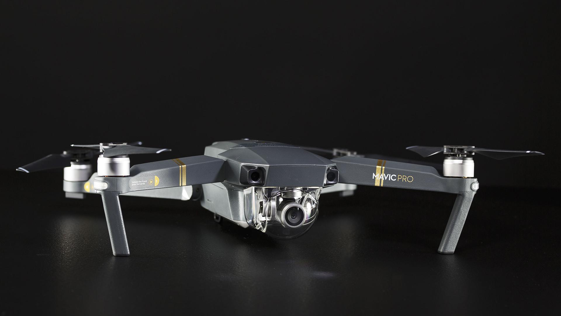 Karbist välja: DJI Mavic Pro Fly More Combo Kit