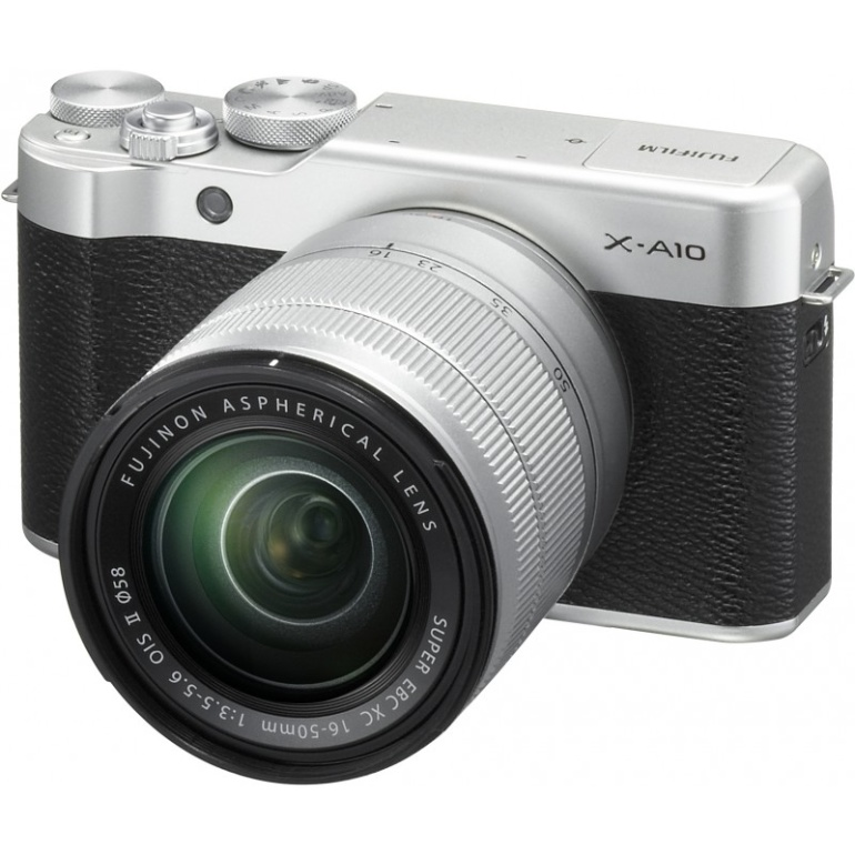 Püsivara pühapäev: Fujifilm X-A10 tarkvarauuendus parandab autofookust