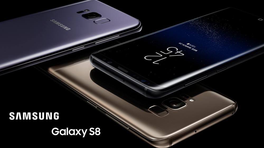Samsung Galaxy S8 ja S8 Plus – suured ja turvalised
