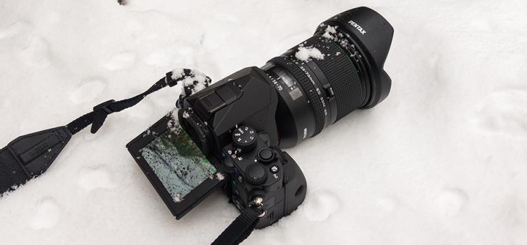 Ilmastikukindel Pentax KP peegelkaamera on nüüd kuni 349€ soodsam