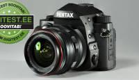 Digitest.ee: Pentax KP peegelkaamera sobiks ka lipulaevaks