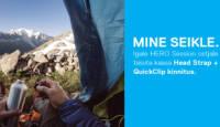Mine seikle - GoPro HERO Session seikluskaamera ostul saad kaasa kingituse