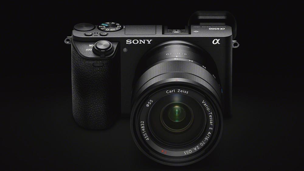 Püsivara pühapäev: Sony a6500 tarkvarauuendus
