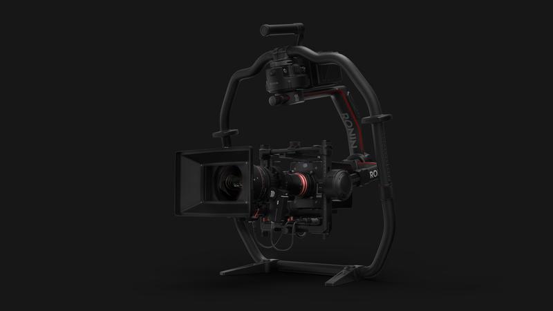 DJI tutvustas uut täiendatud Ronin 2 stabilisaatorit