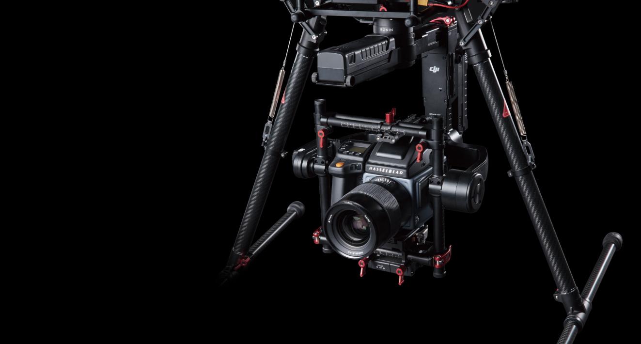 DJI ja Hasselblad tutvustasid enneolematu 100-megapiksliga droonikaamerat