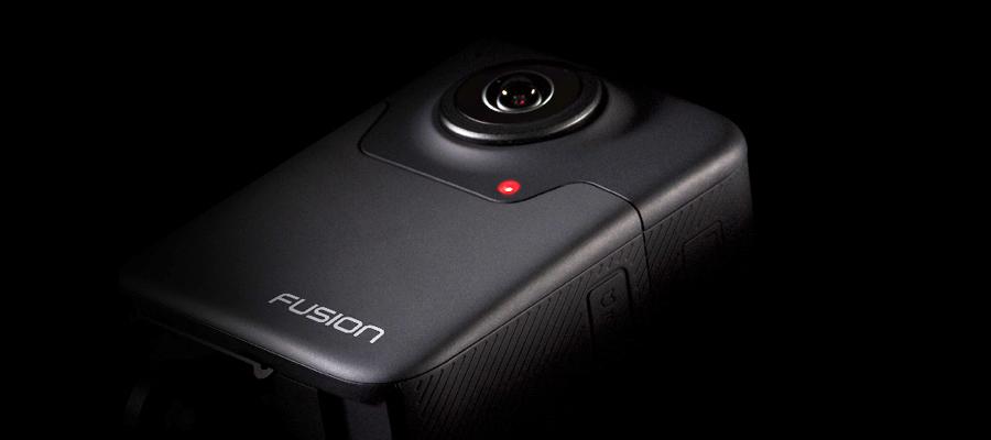 1723d65b317 Uus 360° sfäärilise vaatega kaamera GoPro Fusion - Photopointi  ajaveebPhotopointi ajaveeb