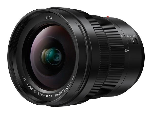 Panasonic Leica DG Vario-Elmarit 8-18mm f/2.8-4.0 ASPH on uus ülilainurkobjektiiv MFT kaameratele