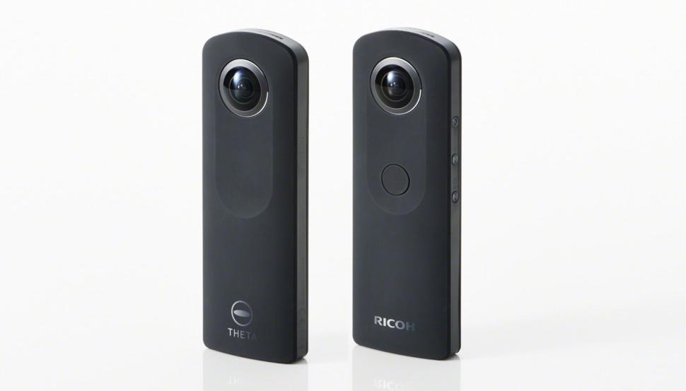 Ricoh Theta 360° sfääriline kaamera tuleb peagi 4K lahutusvõimega