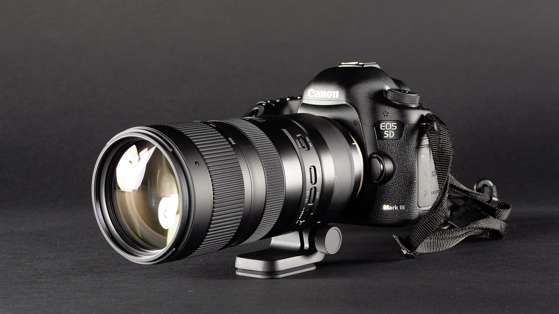 Karbist välja: Tamron SP 70-200mm f/2.8 Di VC USD G2 telesuumobjektiiv