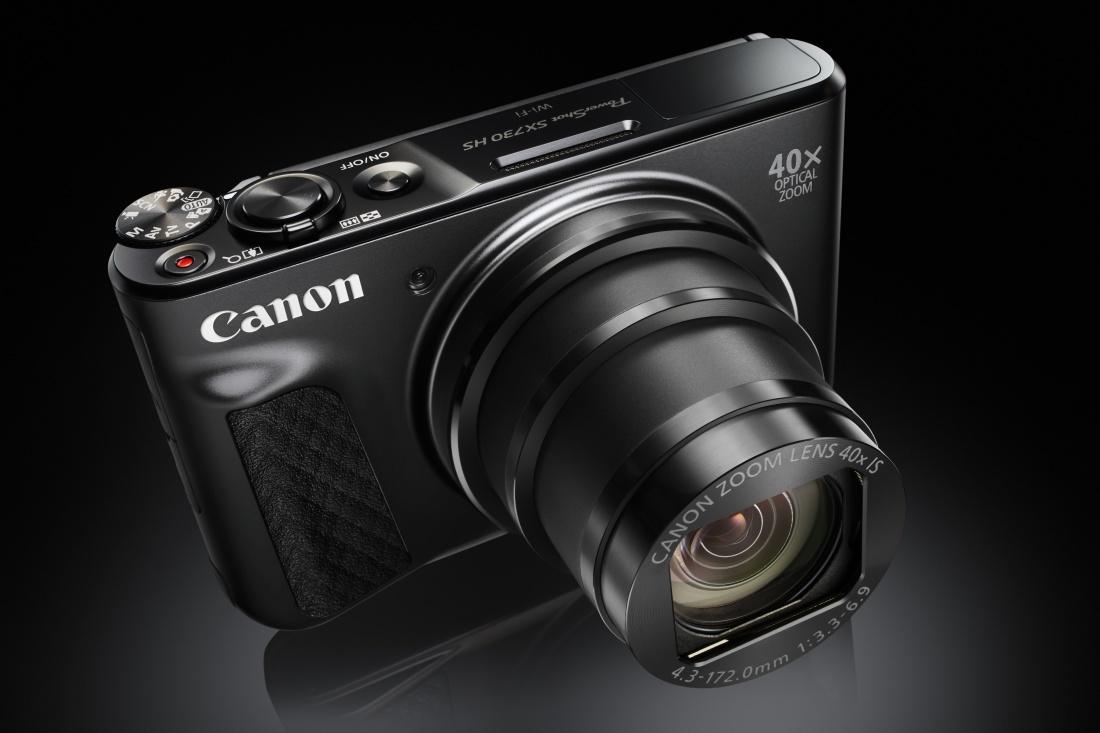 cf65028f74c Canon on avalikustanud uue kompaktkaamera PowerShot SX730 HS. Ideaalne  reisikaameraks, pakib SX730 HS endas võimsat 40×— suumiulatust väikses  kestas.