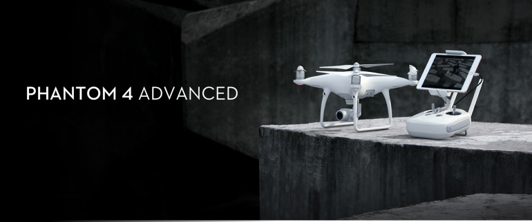 DJI Phantom 4 Advanced – uus droon Phantom 4 seerias