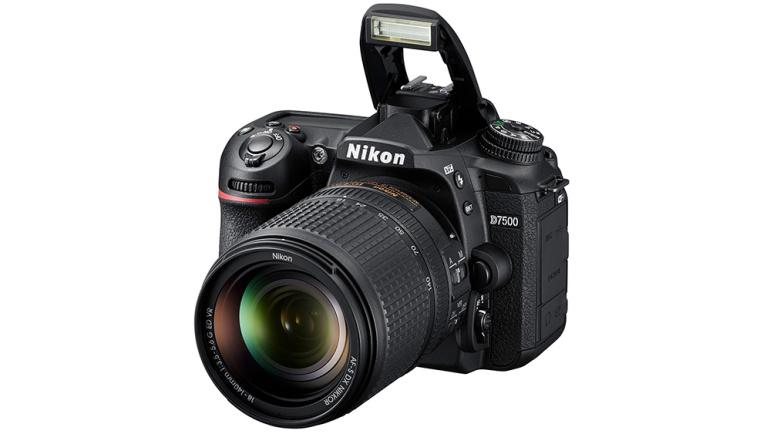 Nüüd saadaval: Nikon D7500 peegelkaamera