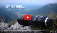 Vaata videot: Tamron SP 150-600mm G2 - sa ei ole lähivõtte tegemiseks enam eales liiga kaugel