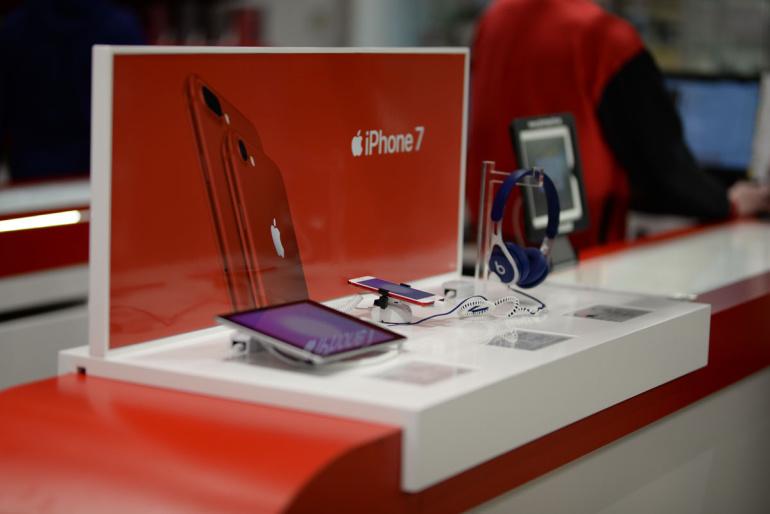Tule katsuma! Apple toodete demolaud nüüd kõigis esinduskauplustes