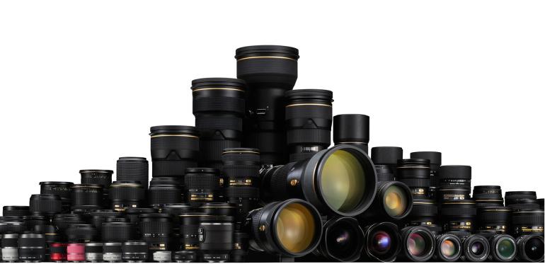 15 enimostetud objektiivi Nikoni peegelkaamerale