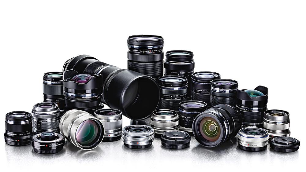 7 vaprat ehk populaarseimad objektiivid Olympuse hübriidkaameratele