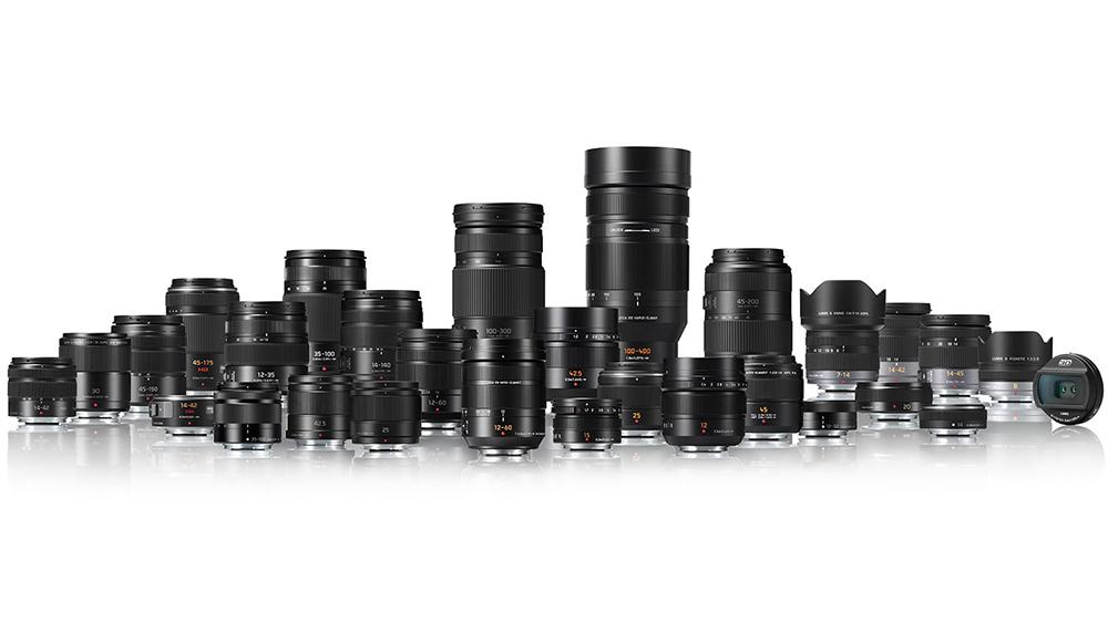 7 enimostetud objektiivi Panasonicu hübriidkaameratele