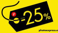 Ainult täna: paberfotode tellimine on 25% soodsam