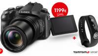 Panasonic Lumix DMC-FZ2000 supersuumkaamera ostul kaasa nutikas kingitus