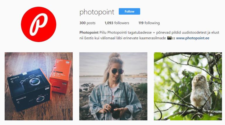 Instagram hakkab reklaame markeerima ja pakub arhiveerimise võimalust