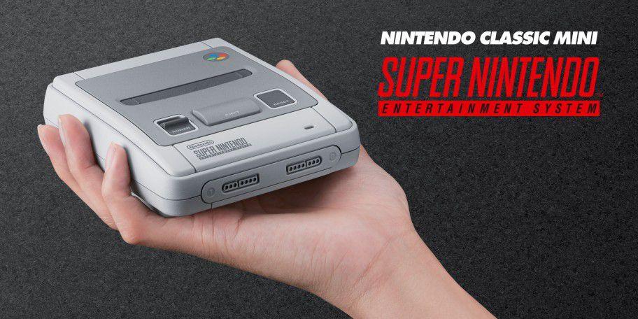 Nintendo toob välja SENS Classic mängukonsooli uusversiooni