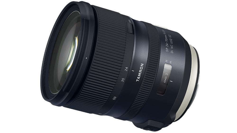 Tamron SP 24-70mm f/2.8 Di VC USD G2 - väga hea saab veel paremaks