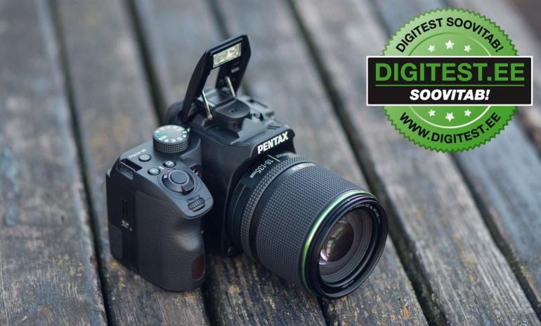 Digitest.ee: Pentax K-70 – suurepärane peegelkaamera algajale fotohuvilisele