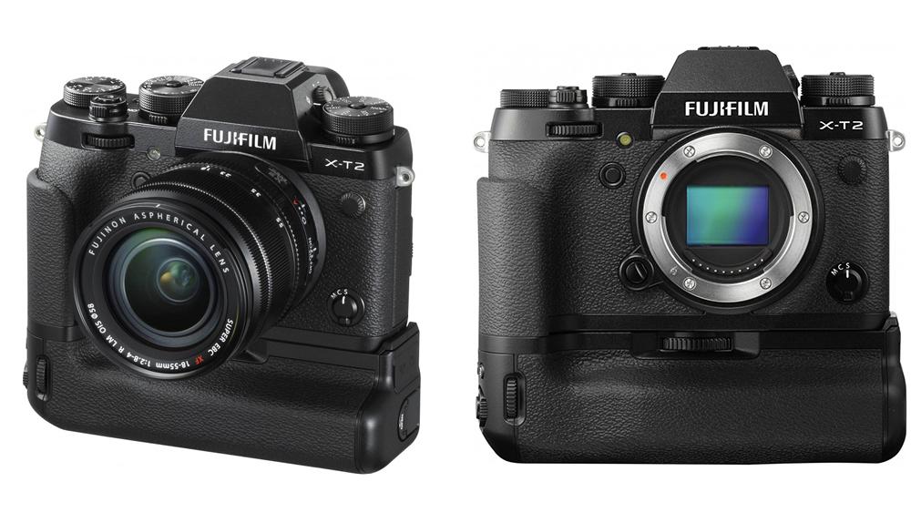 Fujifilm X-T2 hübriidkaamerale saad juulikuus soodsalt lisaks VPB-XT2 akutalla