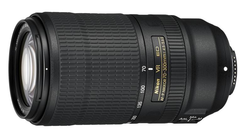 Nikon tutvustas uut AF-P Nikkor 70-300mm F4.5-5.6E ED VR täiskaader objektiivi