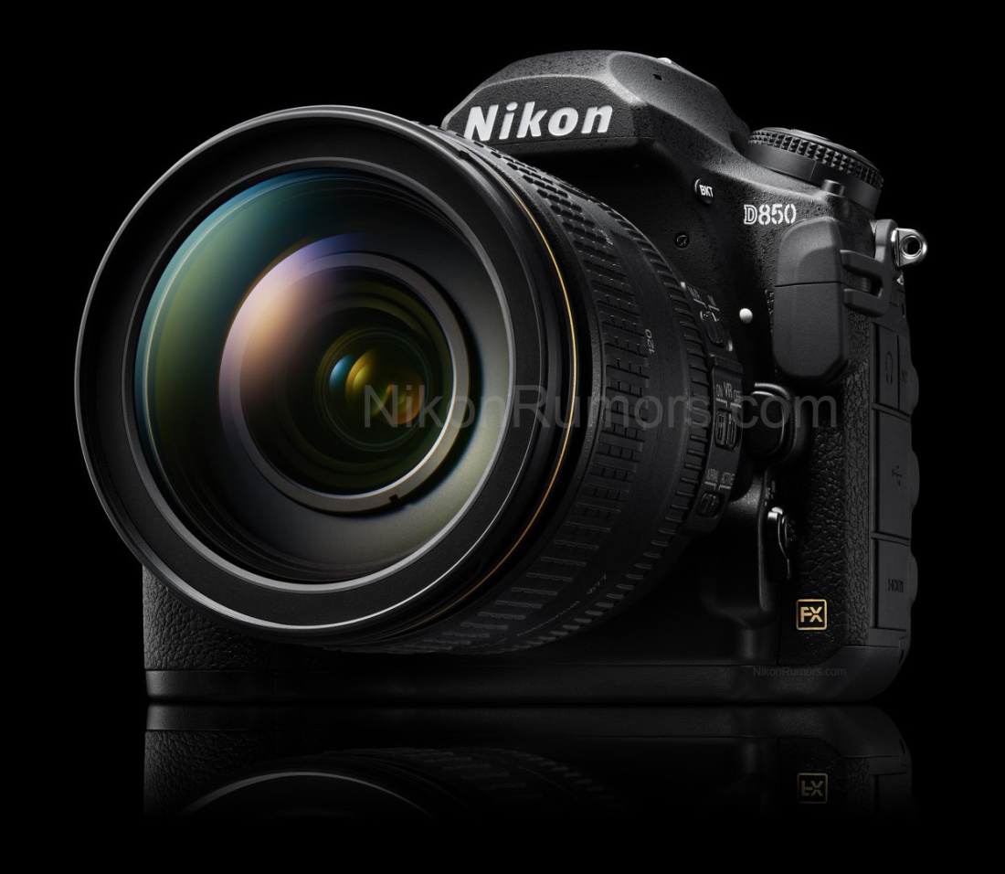 f689c01b551 Ei läinud kaua kui pärast Nikoni teadet, et D810 peegelkaamera saab  järglaseks saab D850, lekkisid internetti ka tulevase kaamera esimesed  tootefotod.