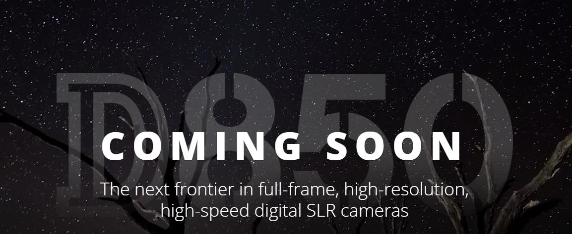 Ametlik: Nikon D810 järglaseks saab D850