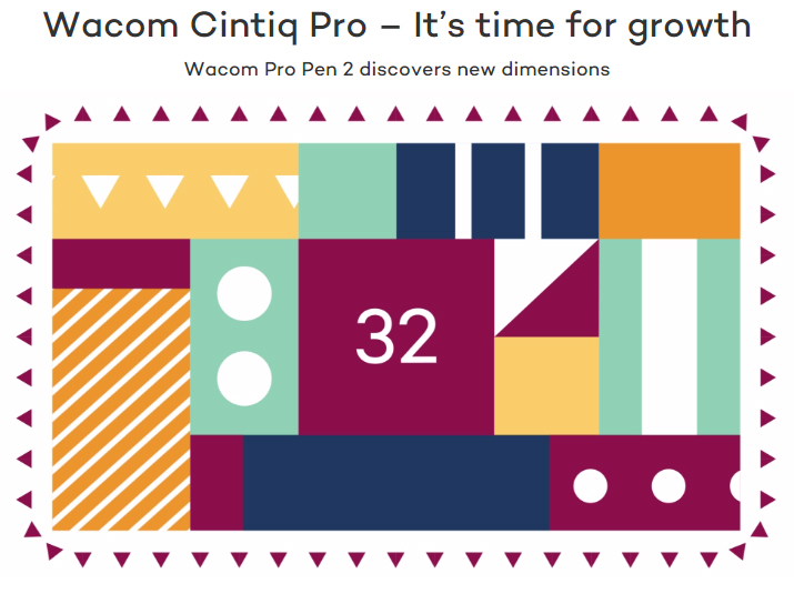Wacom on välja toomas veelgi suuremad Cintiq seeria graafikalauad